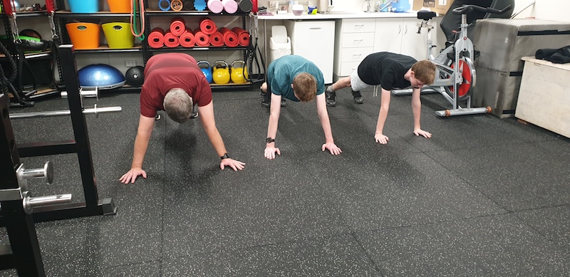 personal trainer - professional fitness coach brisbane bayside
